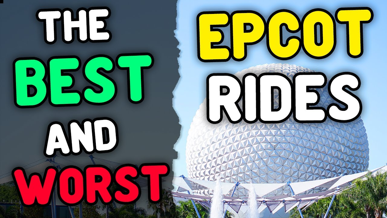 *Best* Disney Rides At Epcot 2020! Top Rides To Use Your Epcot Fastpass