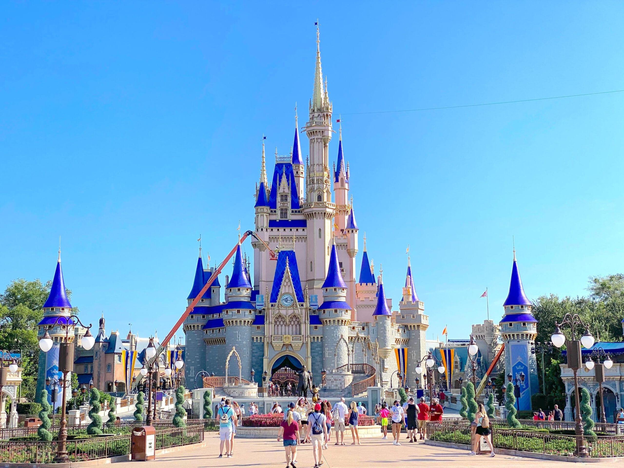 Breaking: Walt Disney World Resort 2020 Theme Park Ticket