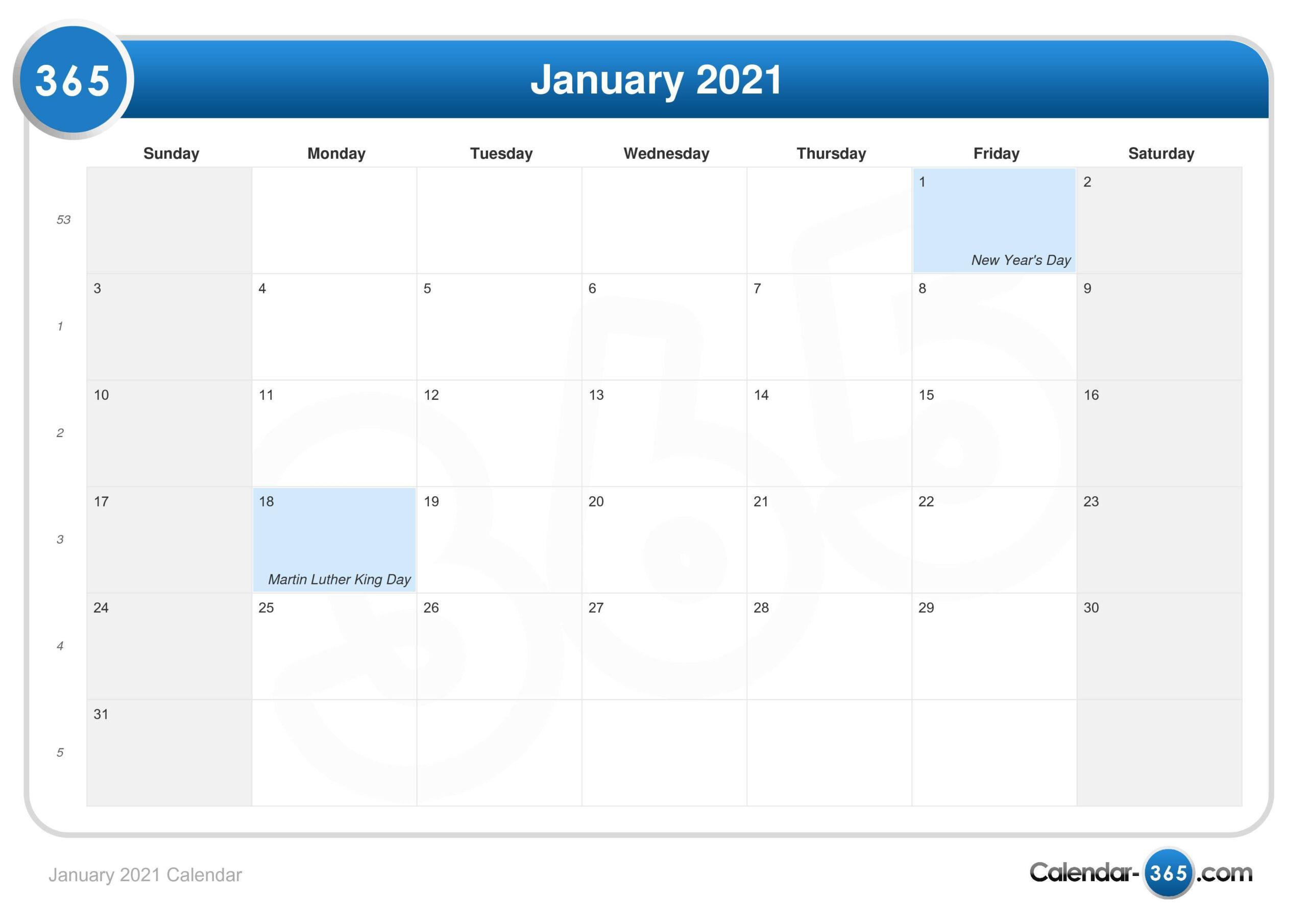 C Of E 2021 Calendar