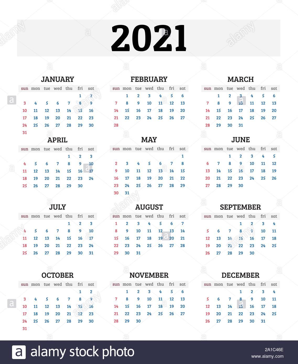 Calendario Anual Fotos E Imágenes De Stock - Alamy