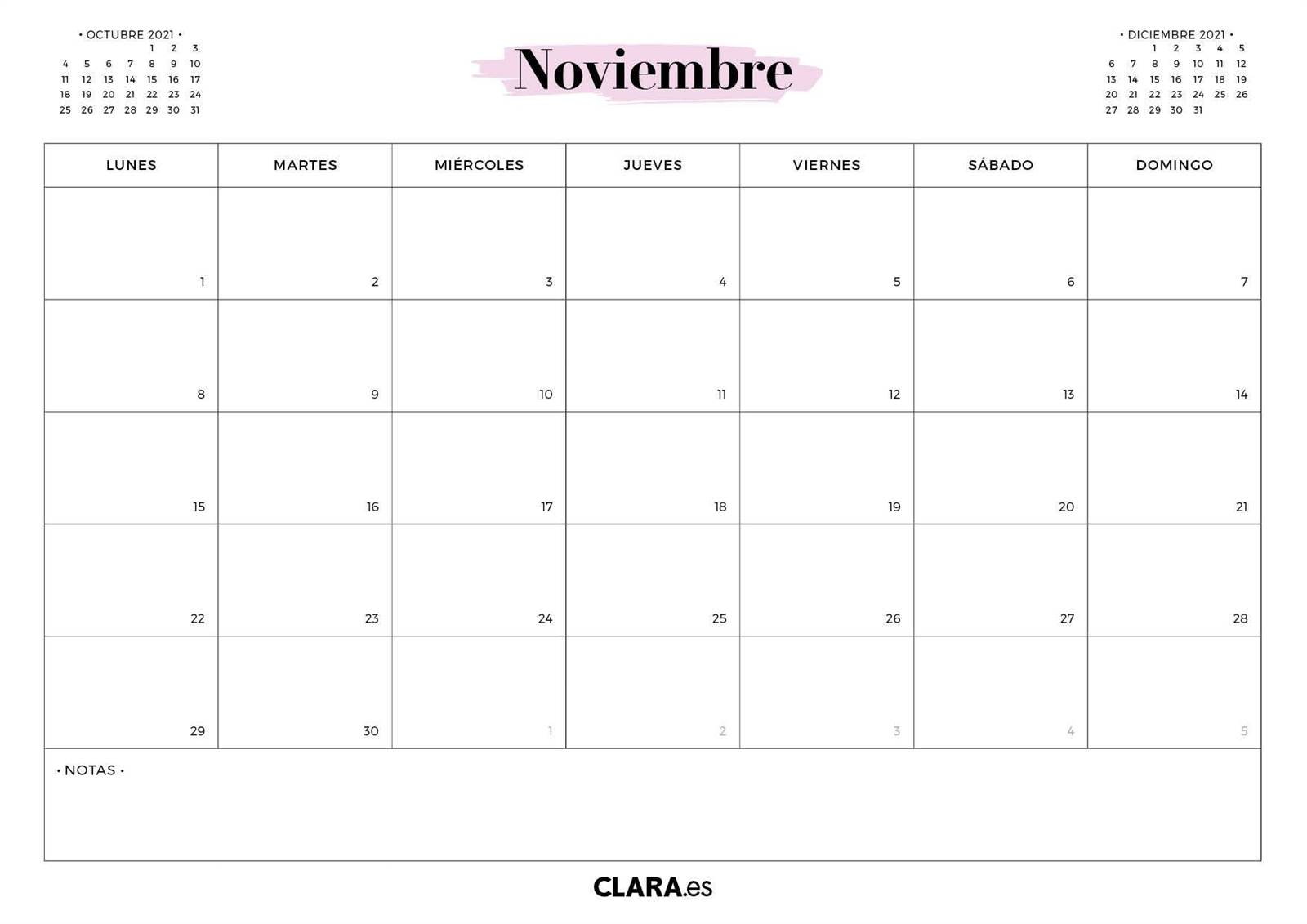 Calendario Juliano 2021 Descargar