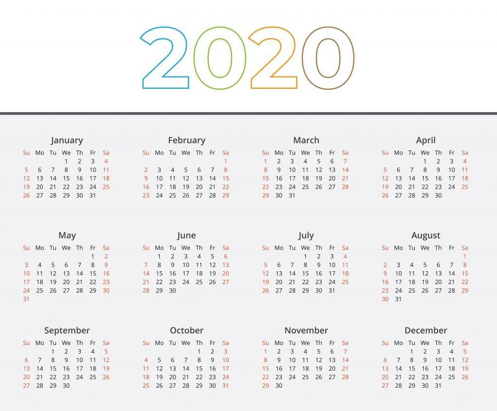 Câte Zile Are Un An - Câte Zile Lucrătoare Sunt În Anul 2020