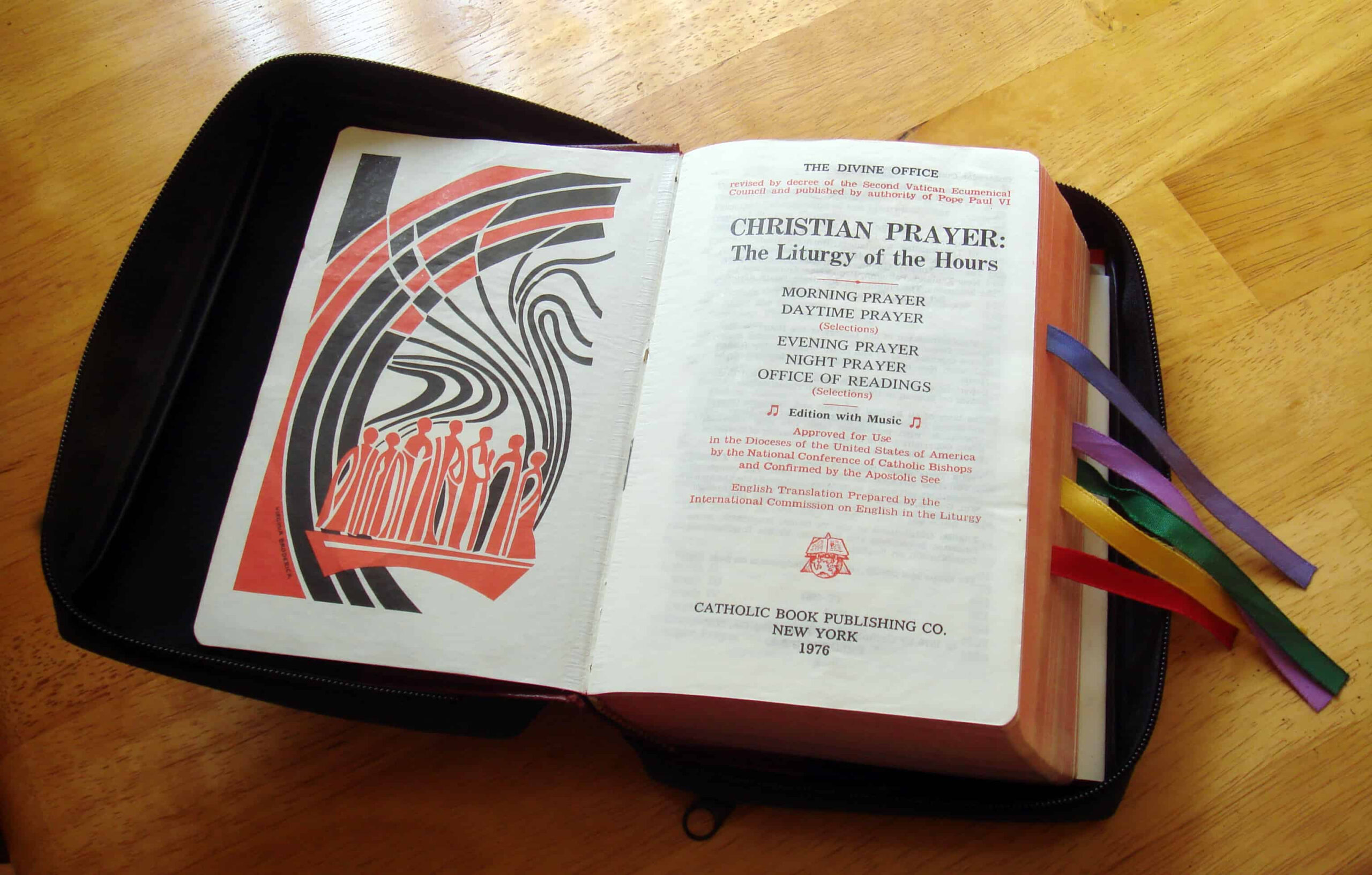"""Catholic 101: Intro To The """"Liturgy Of The Hours"""""""