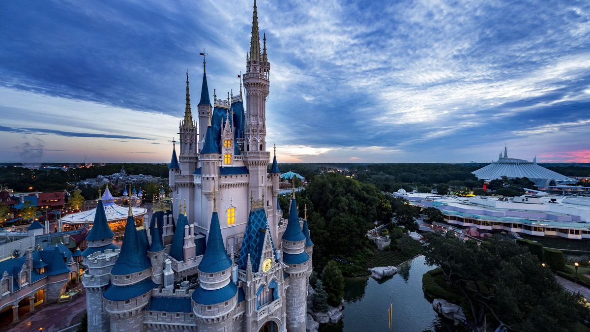 Complete List Of Rides At Disney World Florida 2021