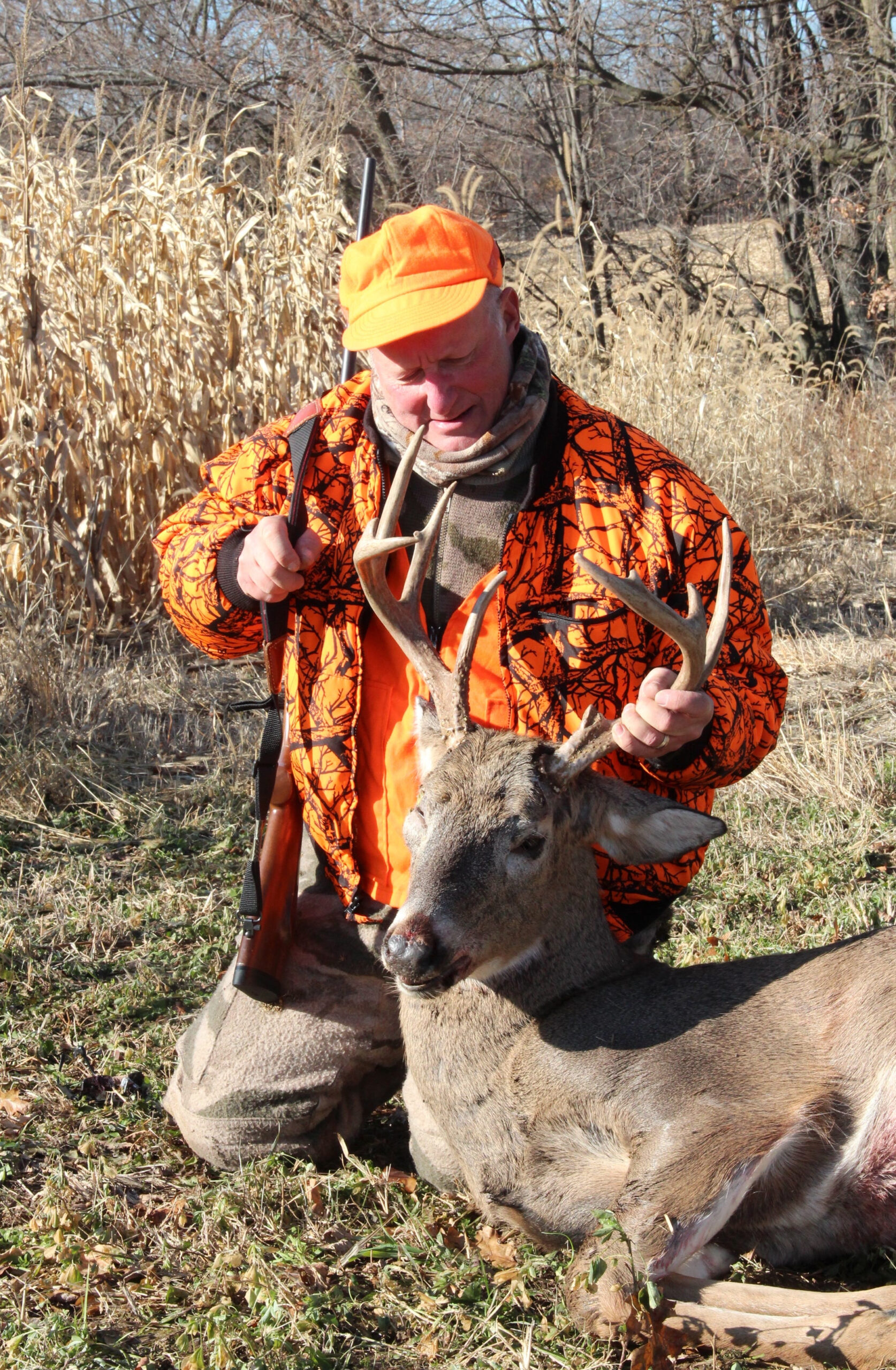 [%Deer Kill Down 25% For Nine-Day Gun Hunting Season In Wisconsin|2021 Deer Rut Wisconsin Prediction|2021 Deer Rut Wisconsin Prediction%]