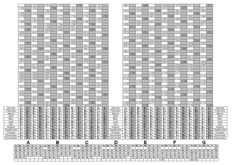 Depo-Provera 2021 Calendar Printable Pdf