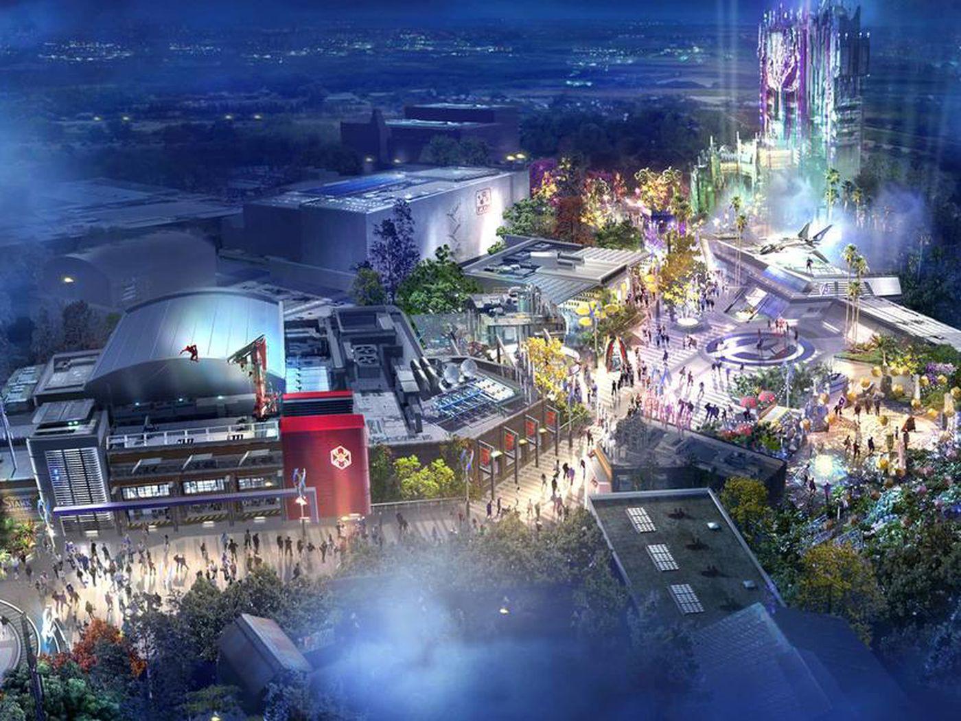 Disney World Attractions 2021