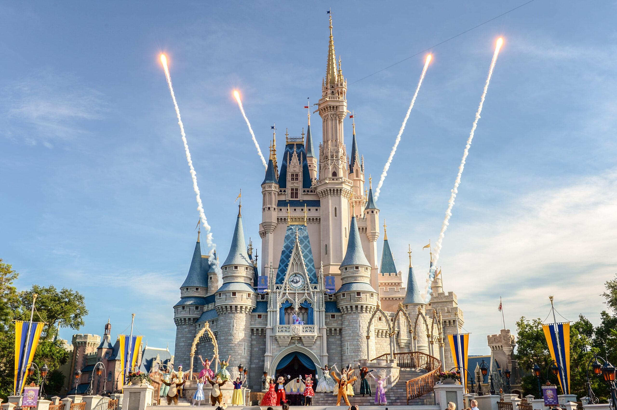 Disney World Checklist 2021