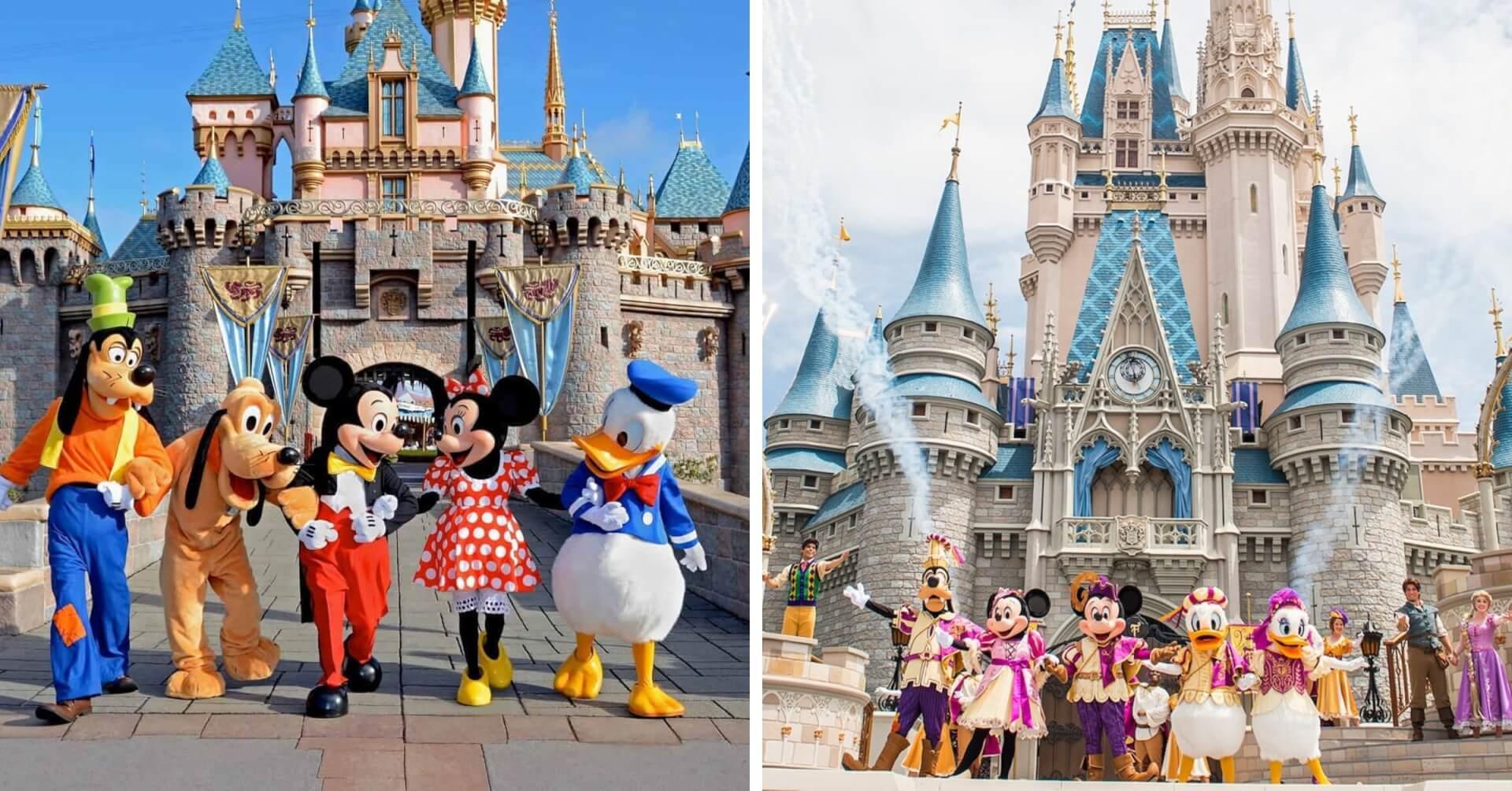 Disney World Rides List 2021