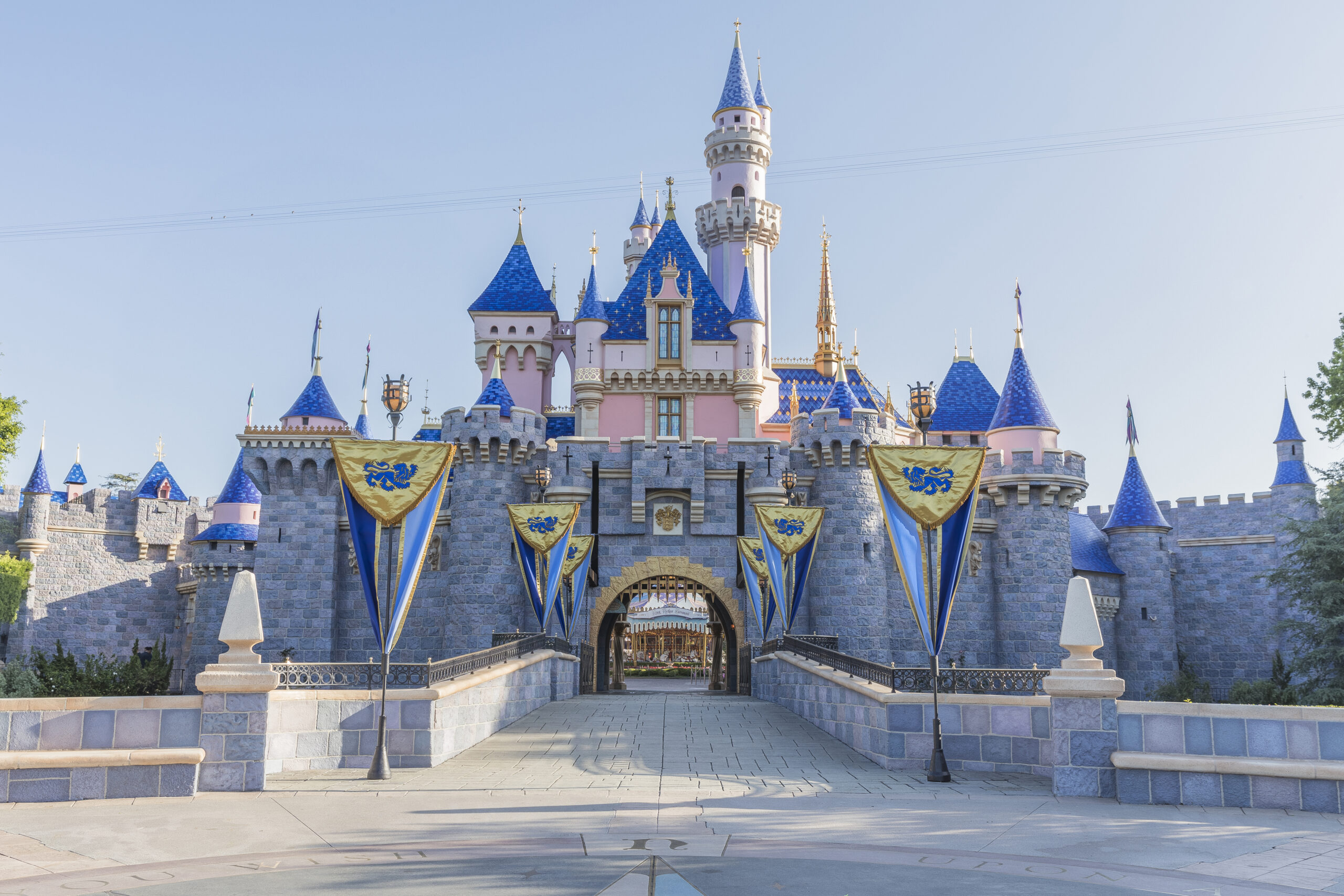 Disneyland Rides List 2021