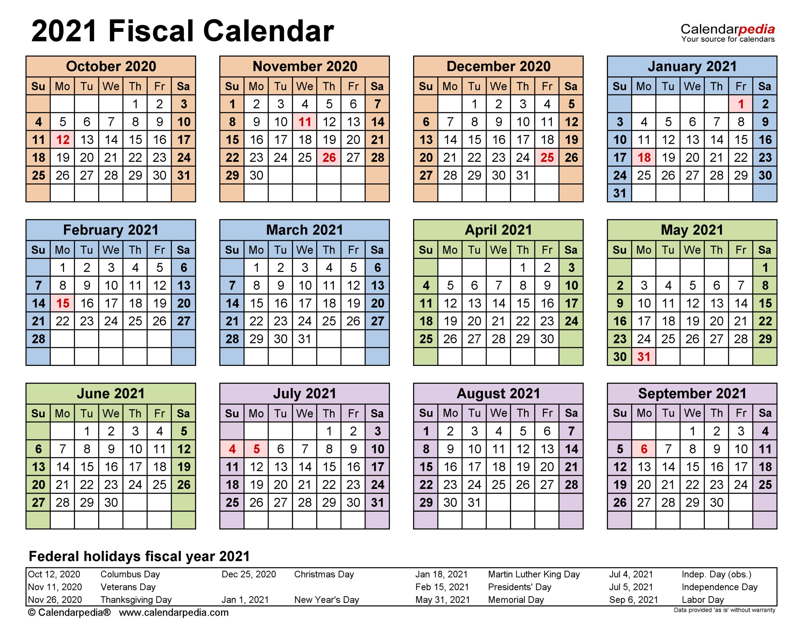 Free Printable 2021 Calendar Ontario