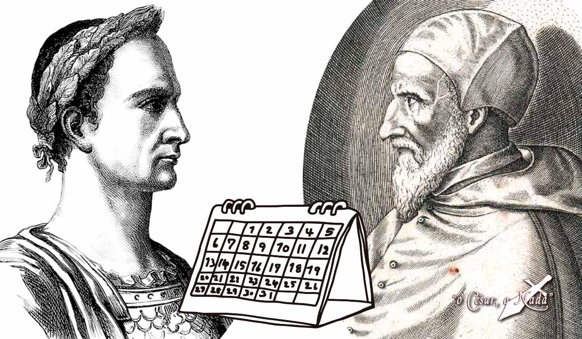Gregoriano Vs. Juliano, La Guerra De Los Calendarios - ¡O