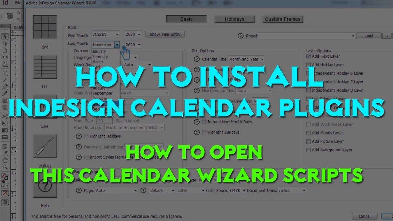How To Open This Calendar Wizard  Scripts (Gd Alam)