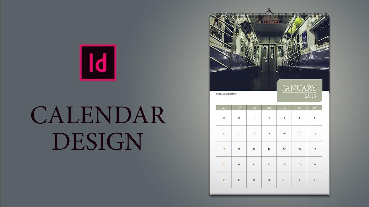 Indesign Calendar Wizard 2021 Free Download