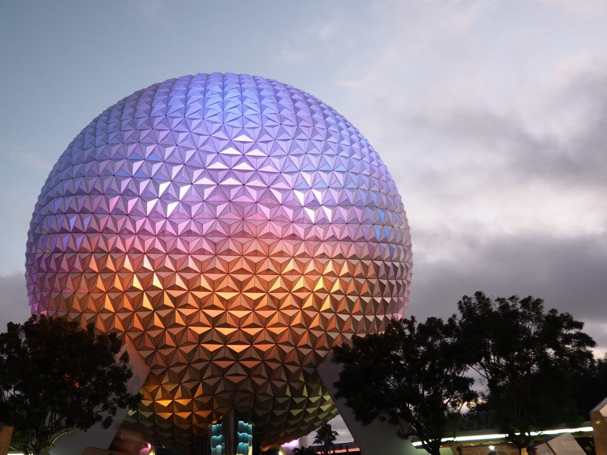 List Of All Rides In Epcot Wdw 2021
