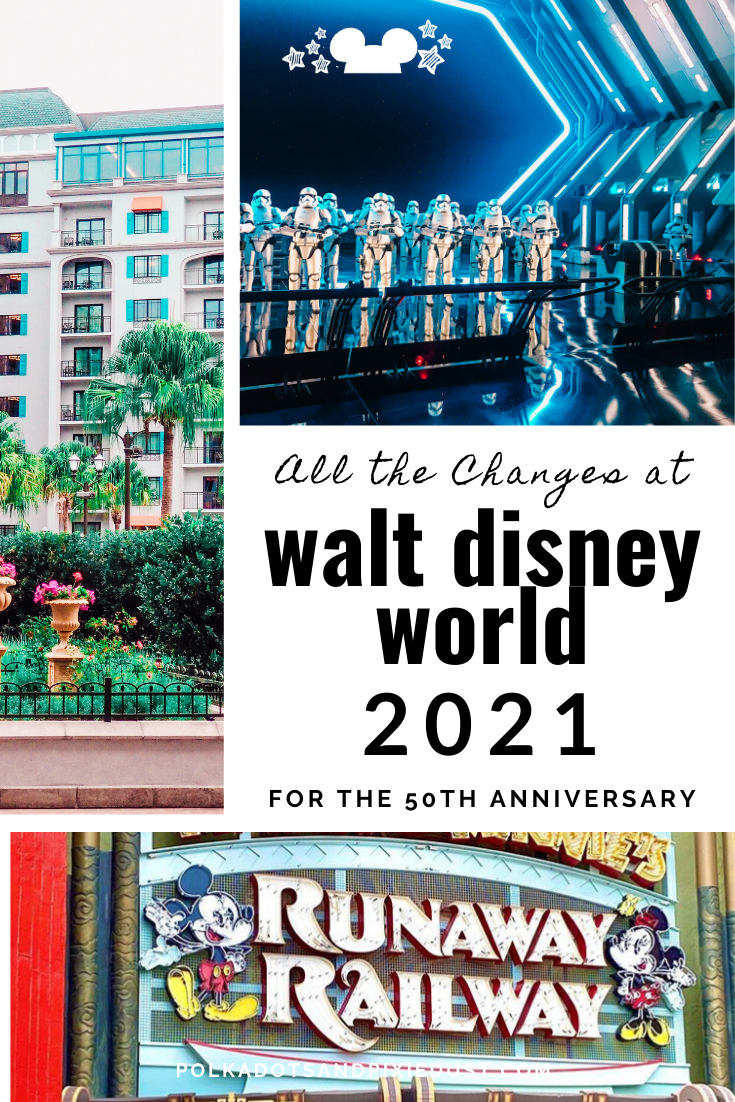 List Of Disney World Rides By Park 2021