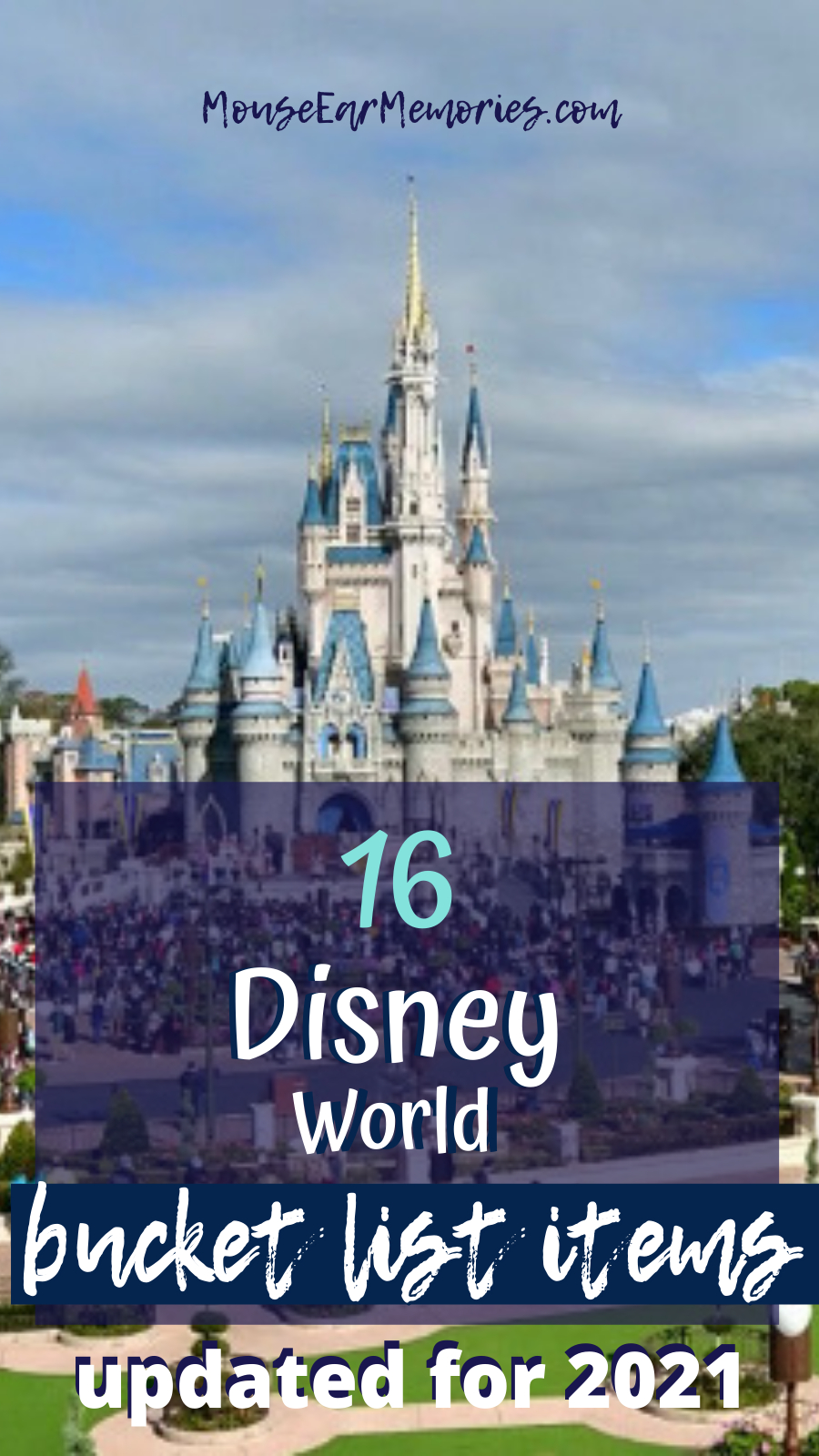 List Of Walt Disney World Rides 2021