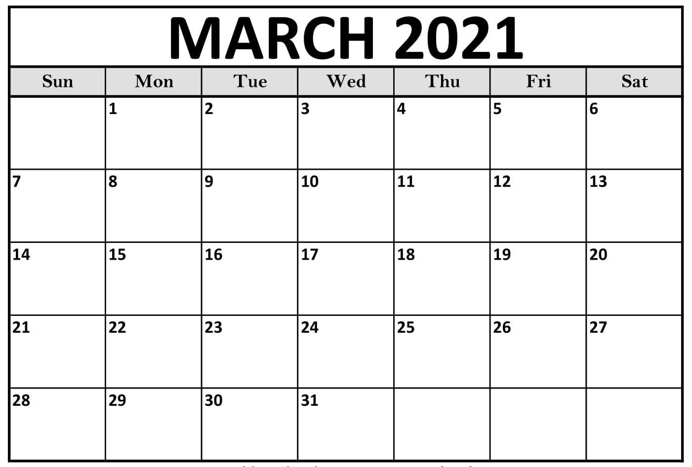March 2021 Calendar Australia Holidays Template For Free