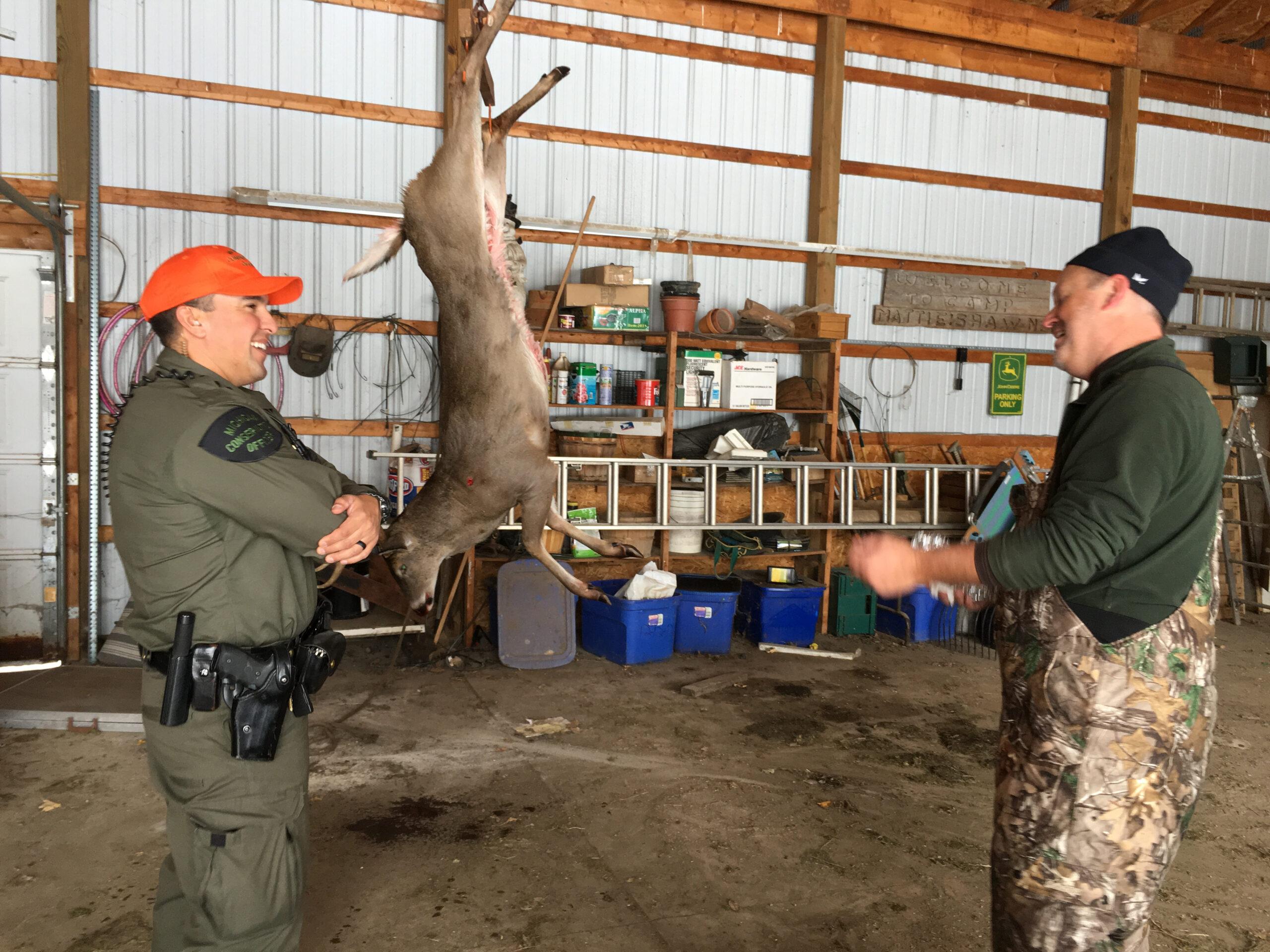 Michigan Deer Hunting Season 2021
