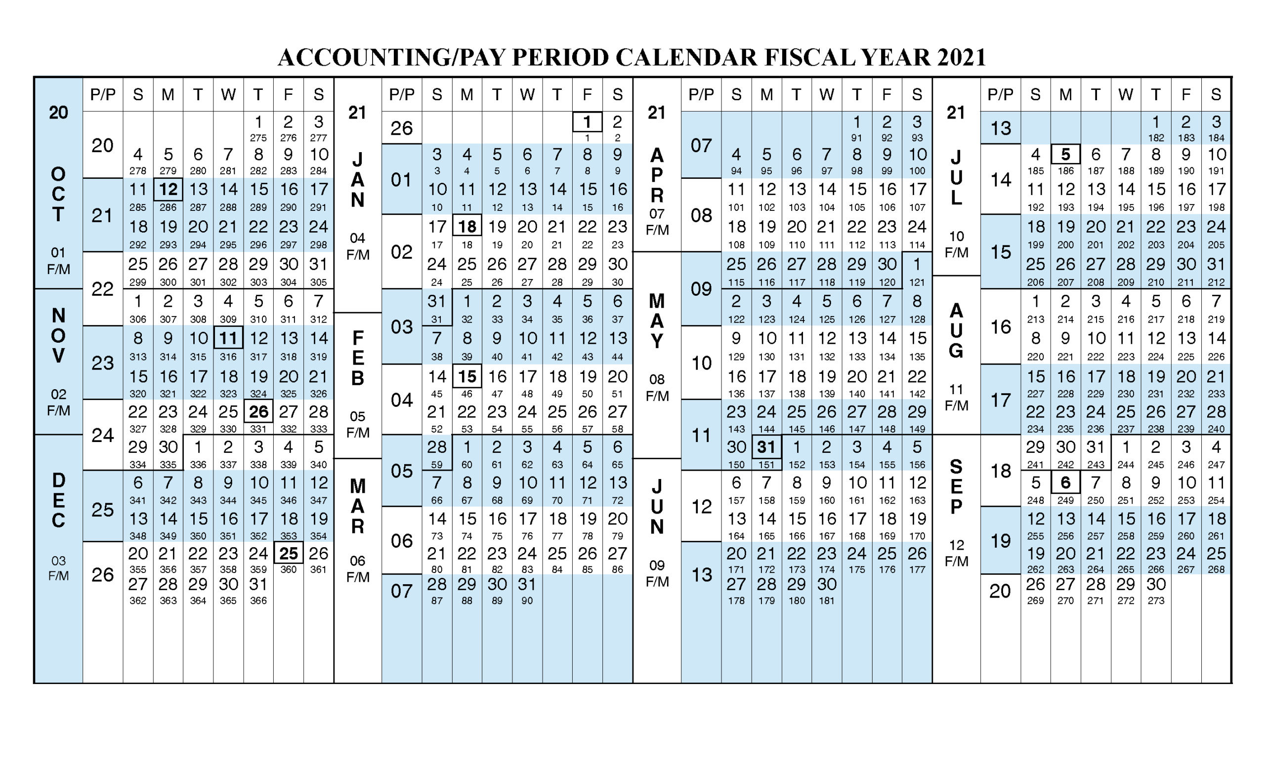 [%Payroll Calendar 2021 Fiscal Year Calendar [ Oct 2020 - Sep|Free Printable Pay Period Calendar 2021|Free Printable Pay Period Calendar 2021%]