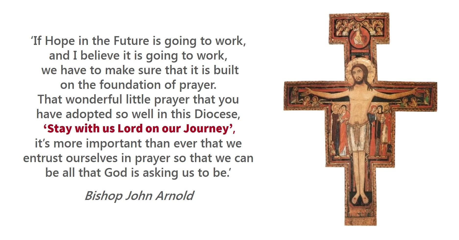 Prayer - Roman Catholic Diocese Of Salford