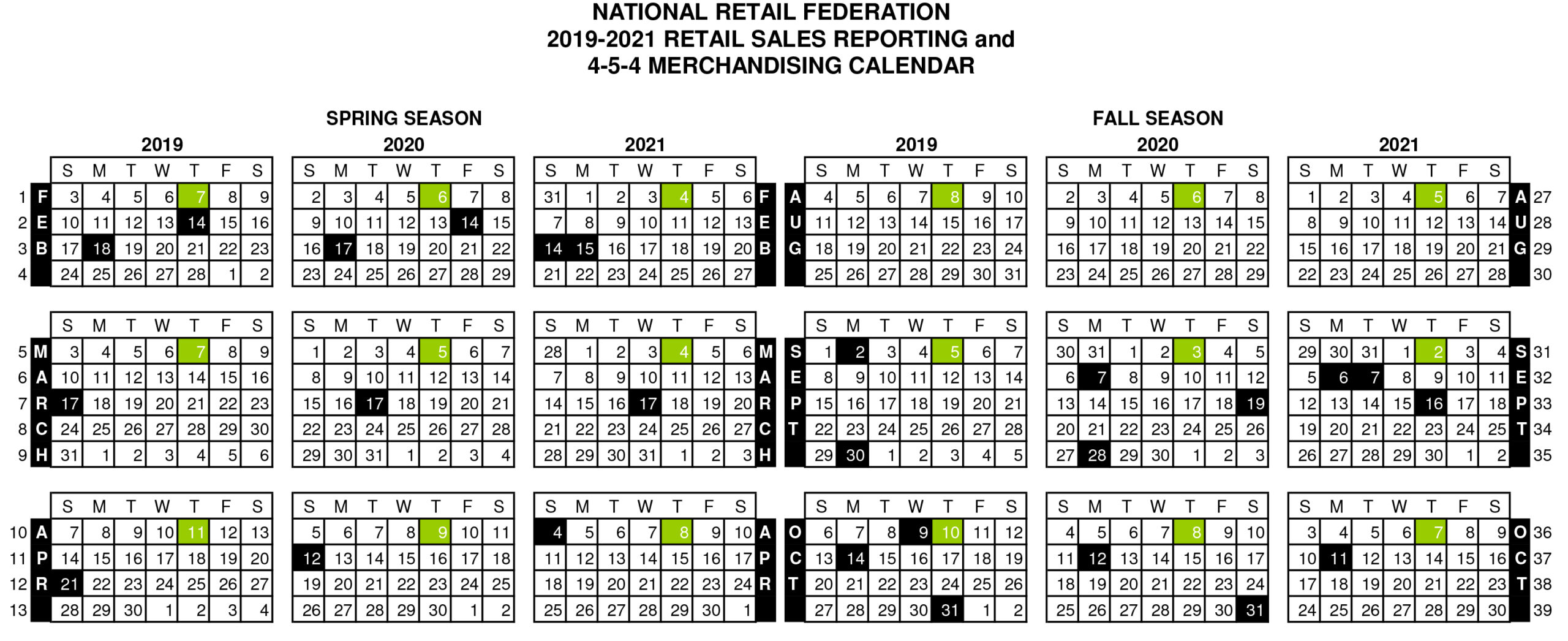 Printable Calendar 2020-2021