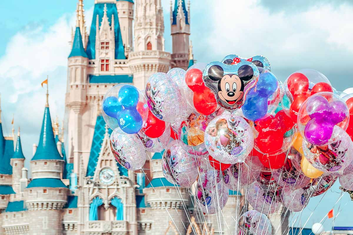 Printable List Of Disney World Rides 2021