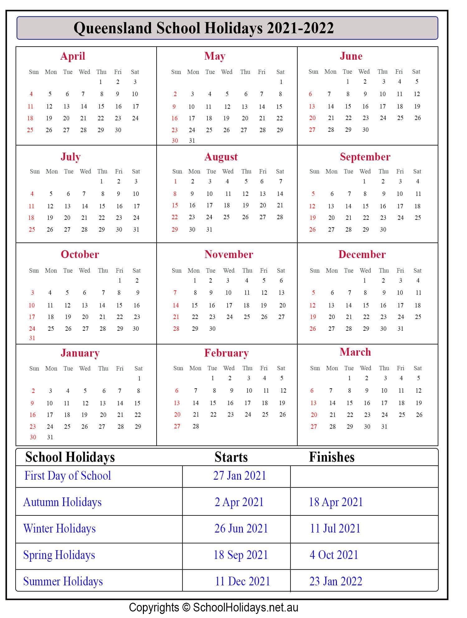 [%Qld *School Holidays* 2021 [Queensland]❤️|Qld School Term 2021|Qld School Term 2021%]