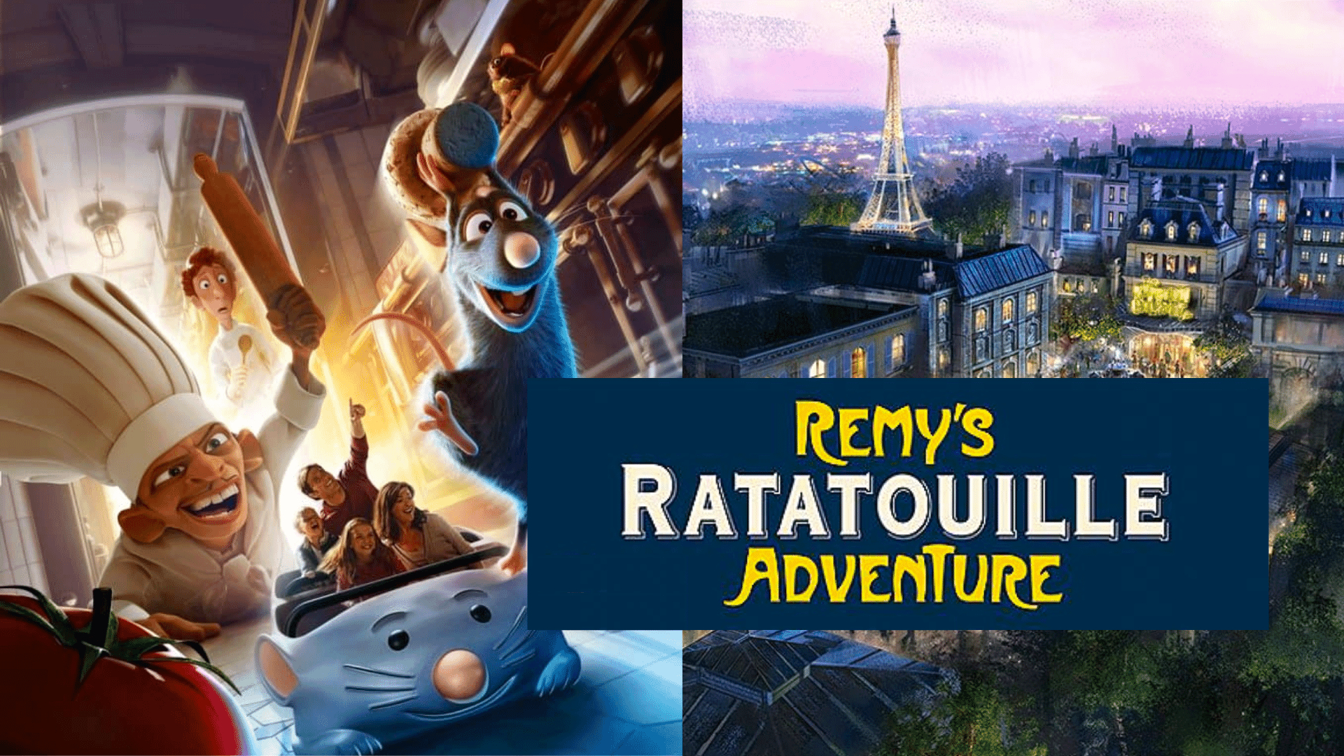 Rumor: Remy'S Ratatouille Adventure Ride Will Not Open In