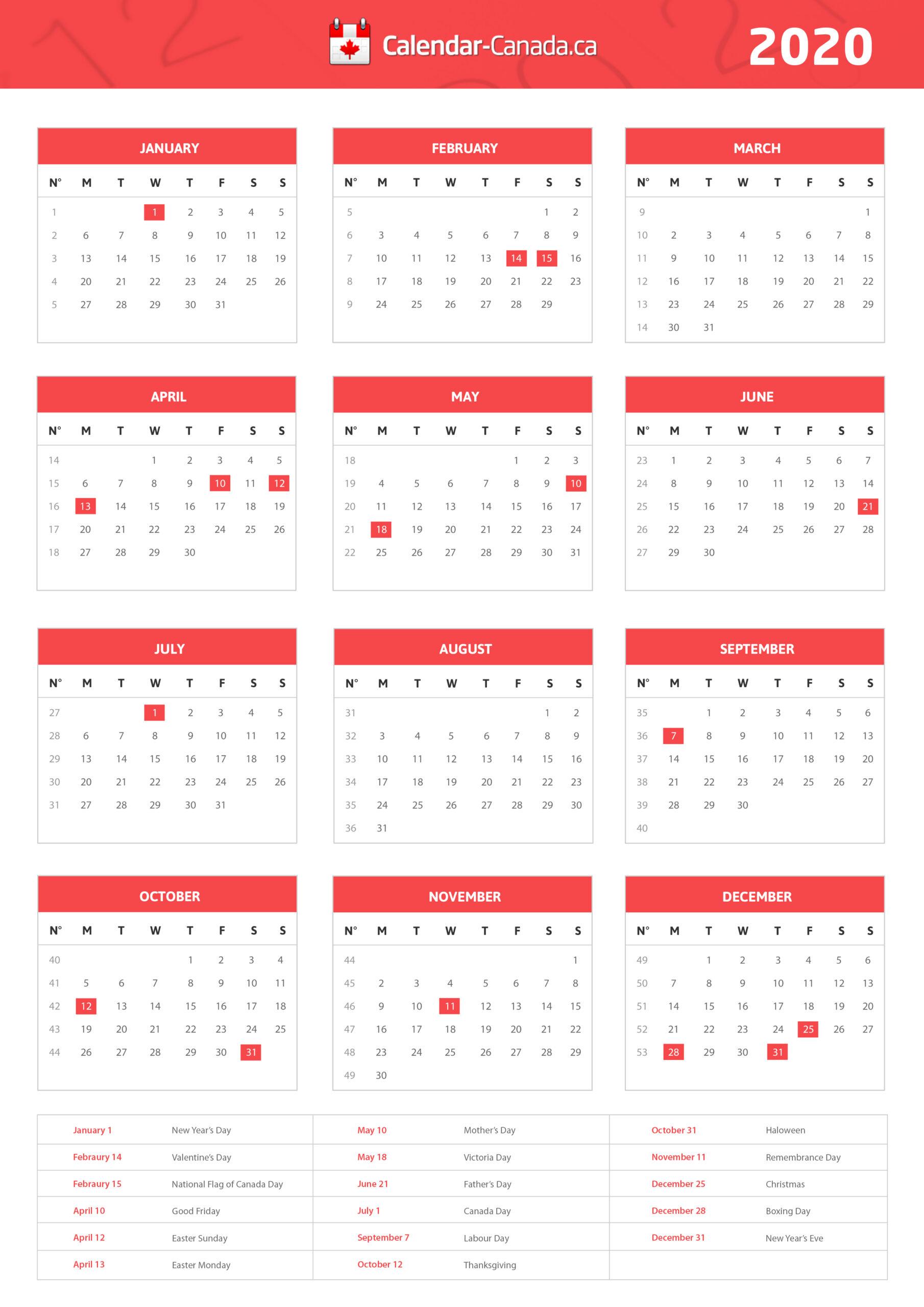 Statutory Holidays 2021 Bc