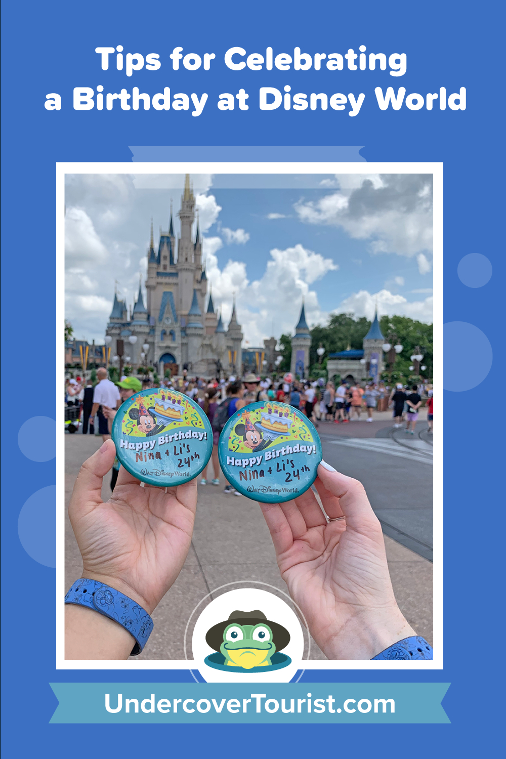 Top Tips For Celebrating A Birthday At Disney World