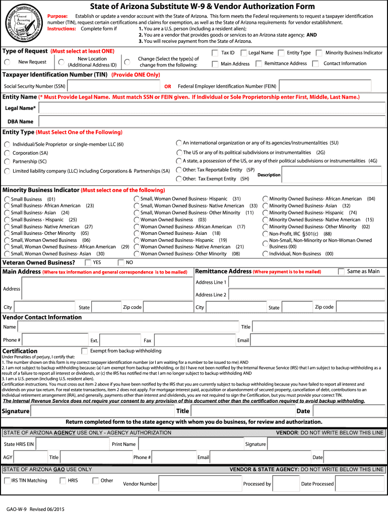 W9 Sample Form - Fill Out And Sign Printable Pdf Template