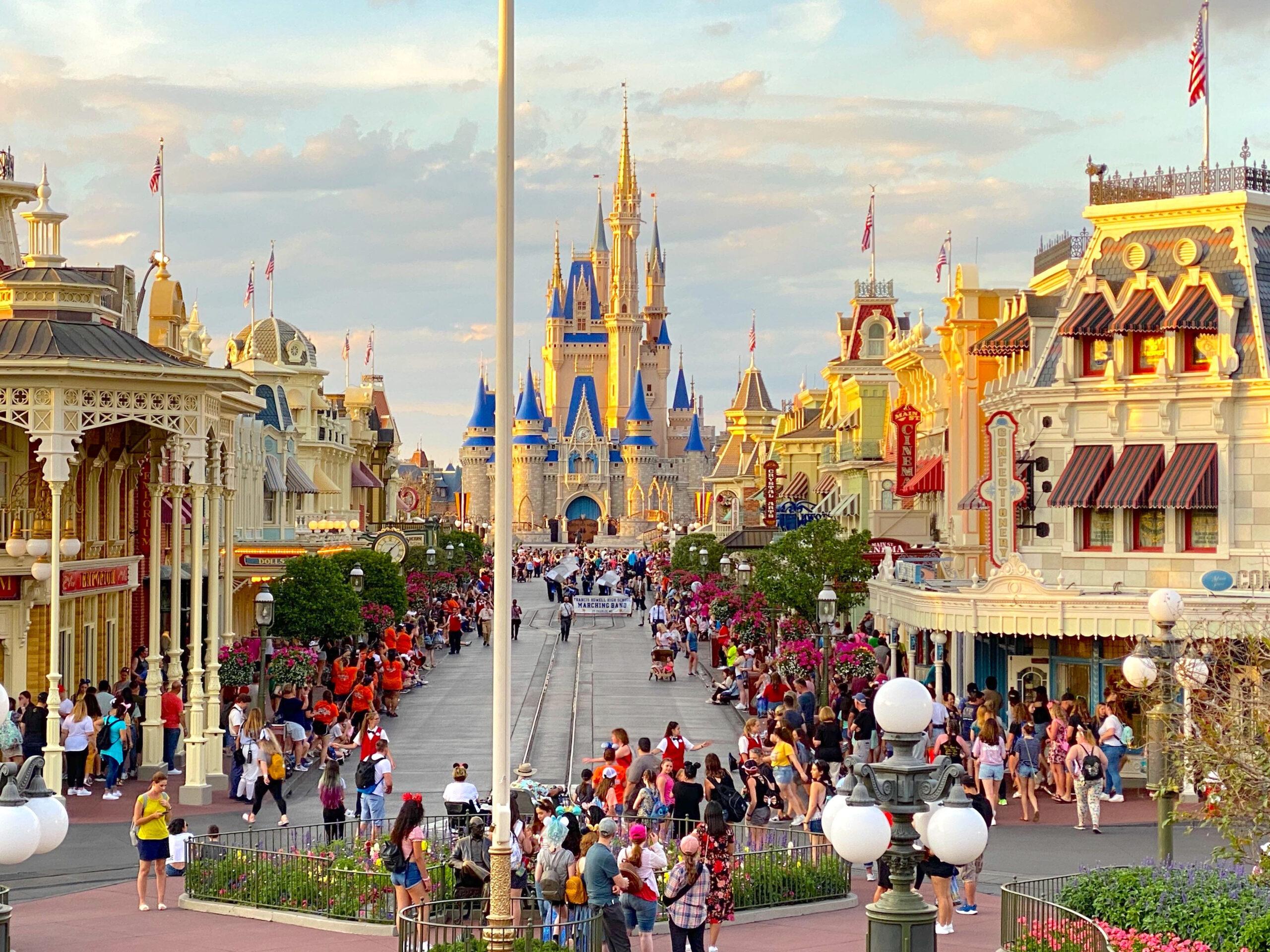 Walt Disney World Resort 2021 Theme Park Tickets Now