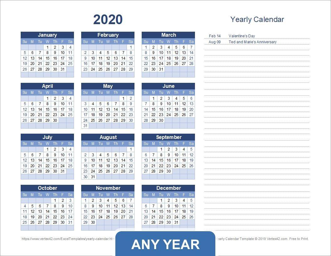 2020 4-4-5 Fiscal Accouting Calendar