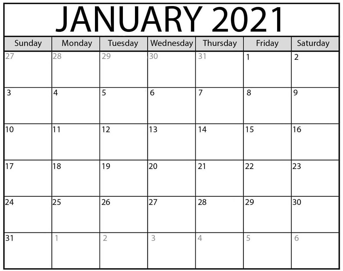 2021 Calendar Canada With Holidays Printable