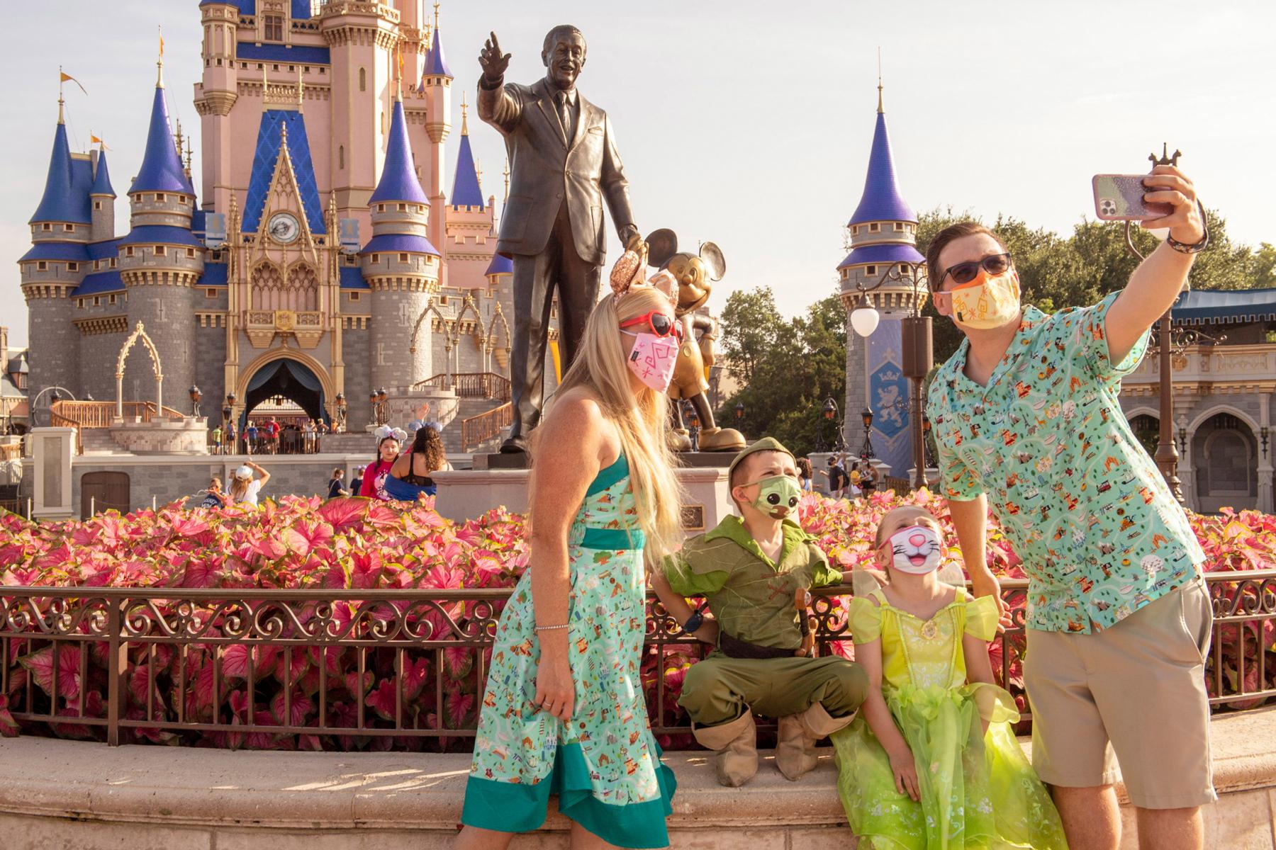 2021 Rides In Disney World