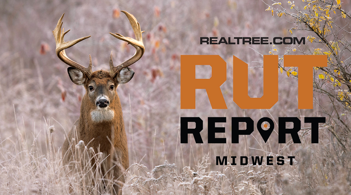 2021 Whitetail Rut Calendar For Wisconsin