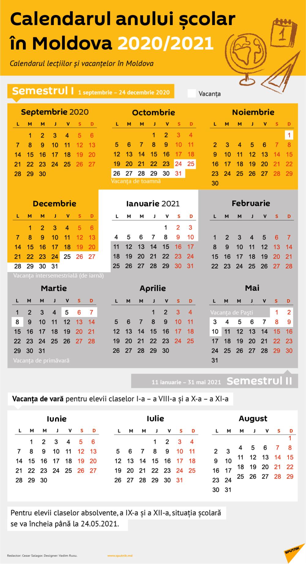 Calendar An Scolar 2020-21 – Căutare Google