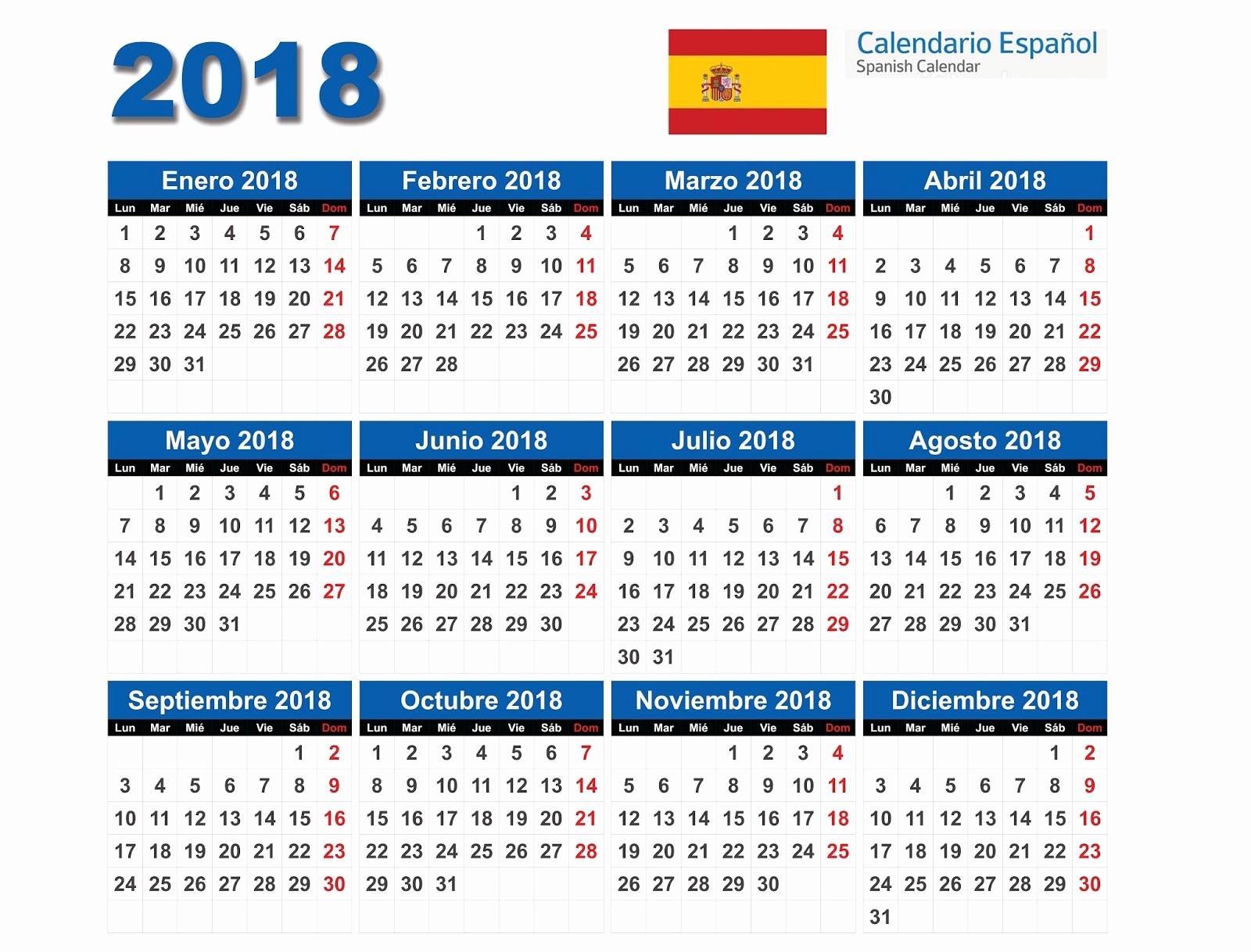 Crea Calendario Juliano 2021