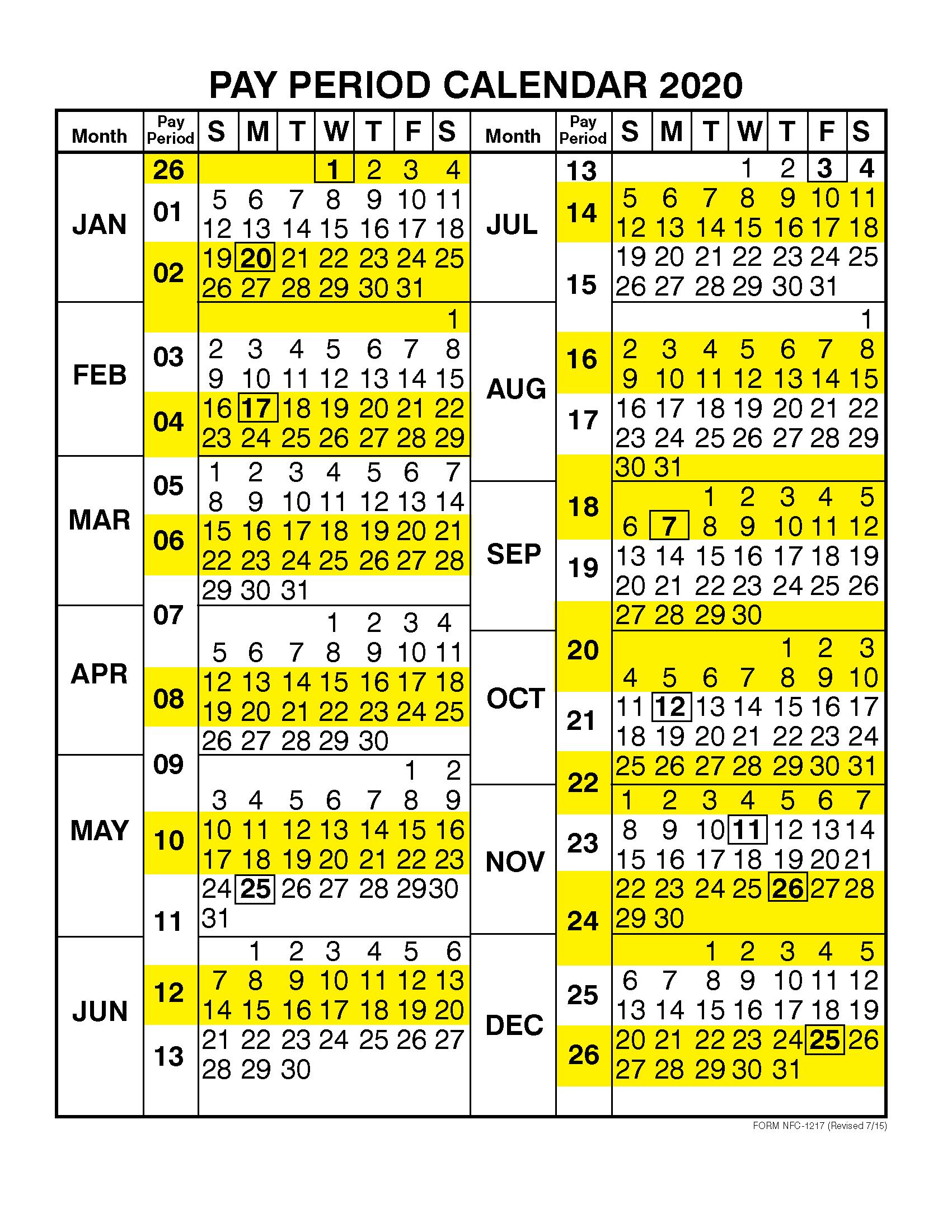 Dfas Payroll Calendar 2021