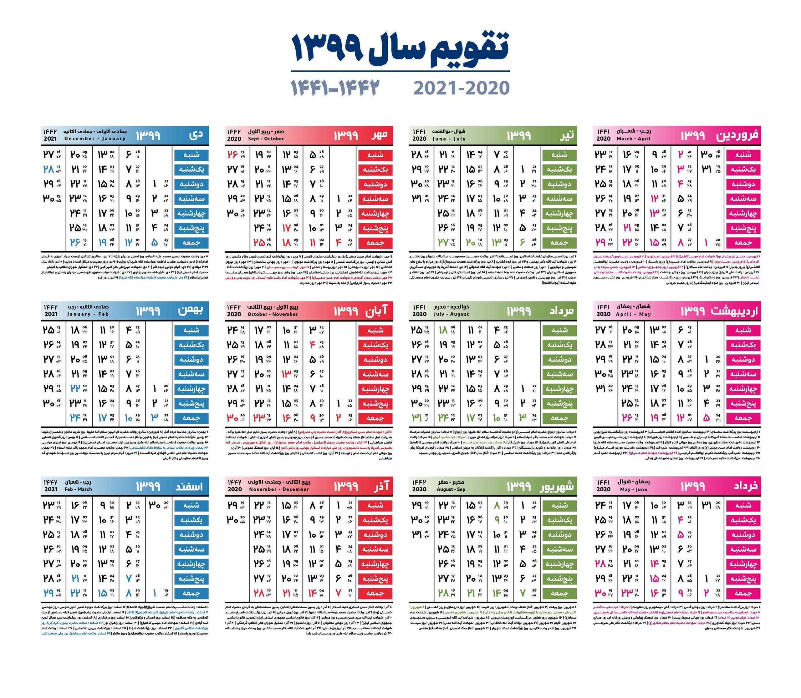 Julian Dates, Calendar