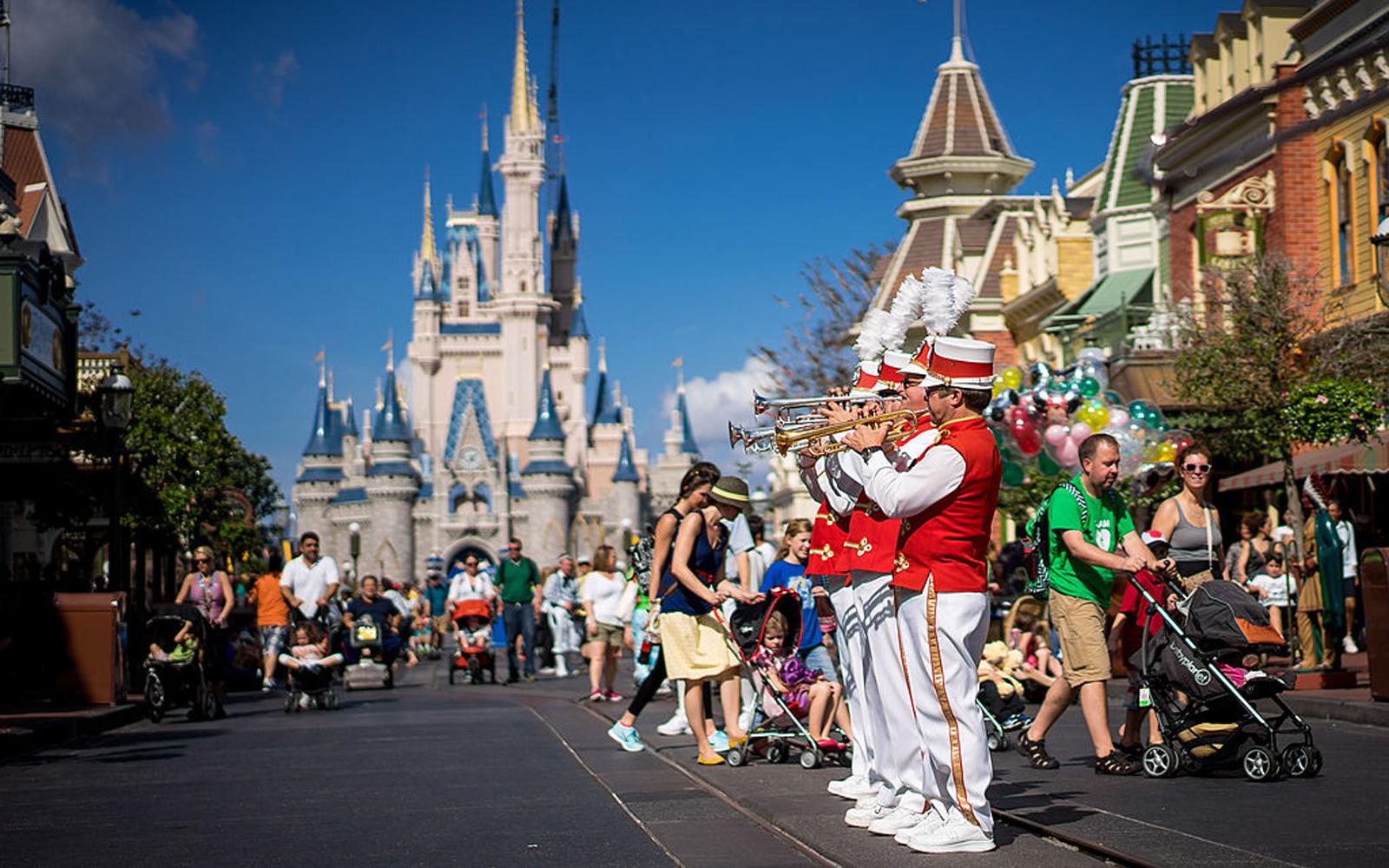 Printable Disney World Ride List 2021