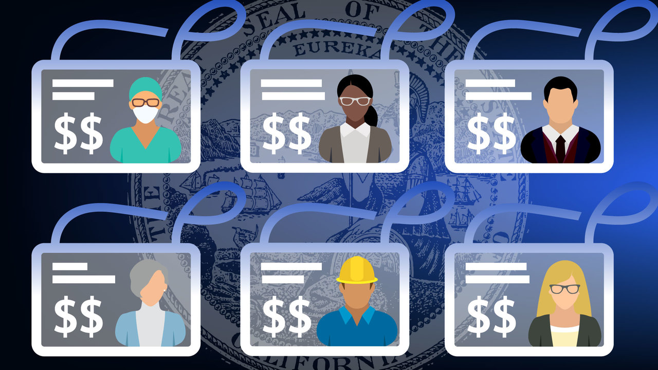 Search Our Salary Database Of California State Workers