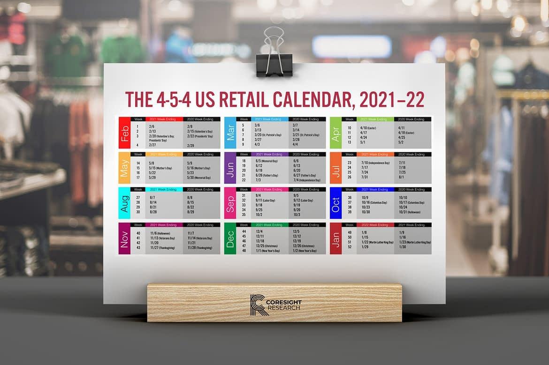 Yearly Calendar 4 4 5 2021