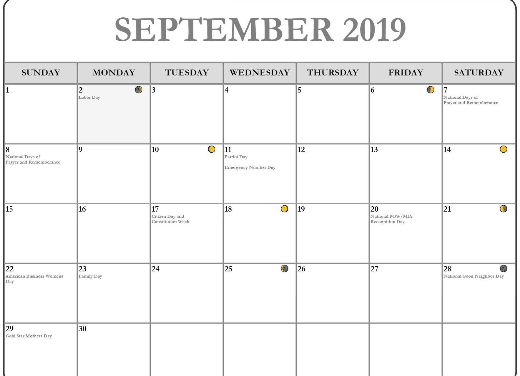 20+ Calendar 2021 Sept - Free Download Printable Calendar