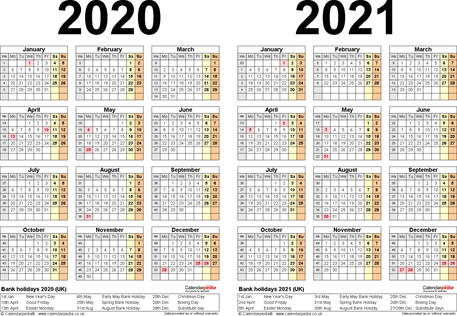 2022 Calendar With Date Boxes