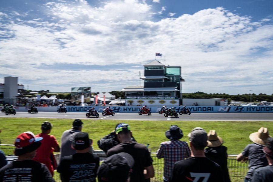 Australian Worldsbk Round Set To Return In 2022