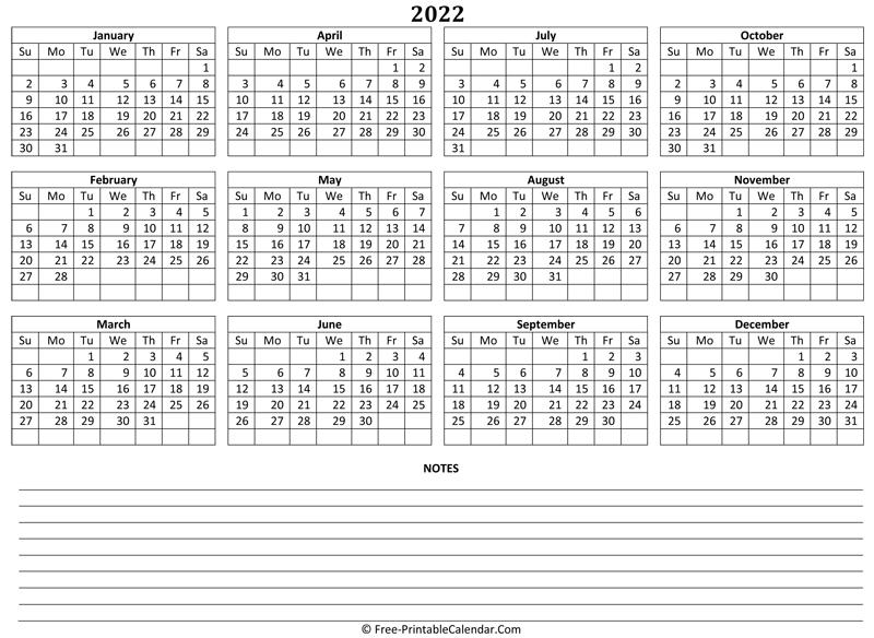 Calendar 2022 Full Year