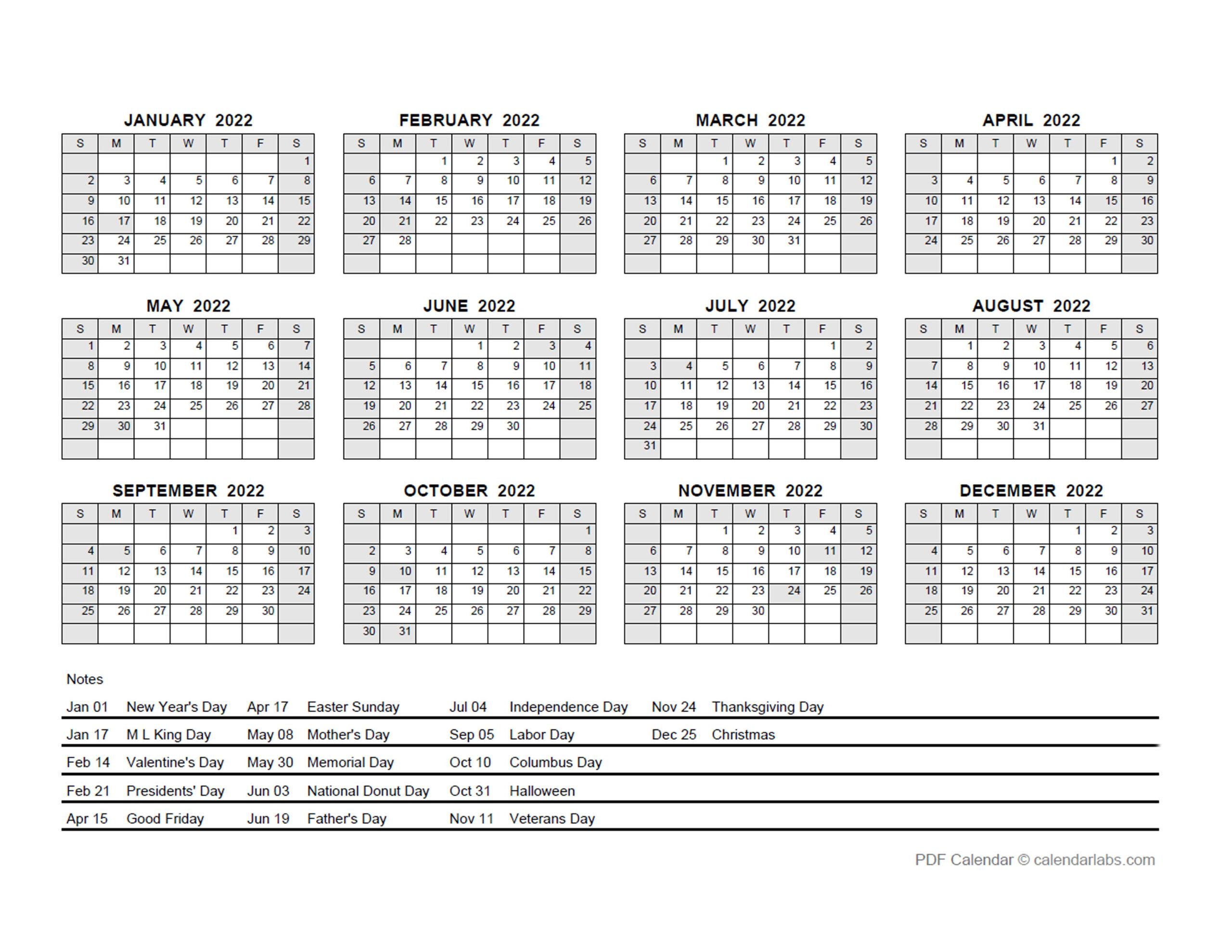 Calendar 2022 May Bank Holiday