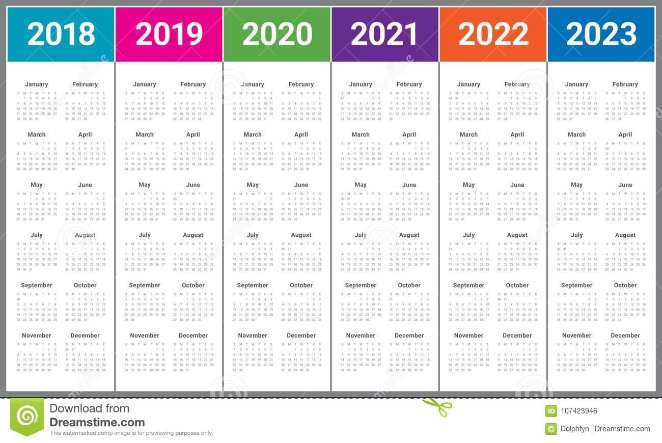 Calendar 2022 To 2023